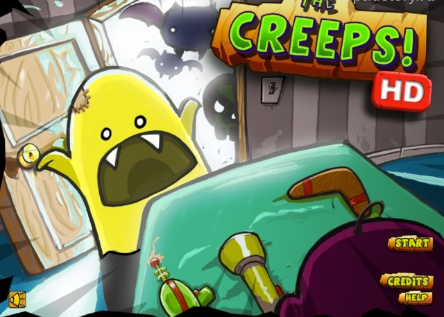 The Creeps HD iPad
