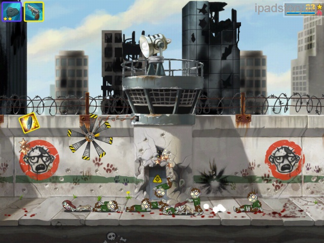 zombiesmash hd ipad