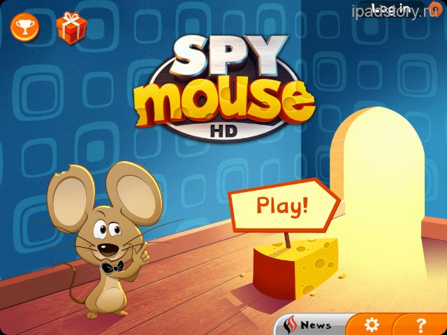 Spy Mouse iPad