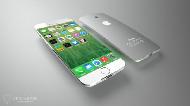 iPhone 6 от Сiccarese Design