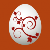 Пасхальное яйцо на Пасху / красим яйца / Easter Egg
